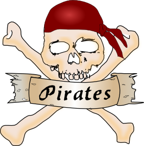 Pirate Clip Art Free.