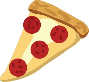 Pizza Slice Clipart Free.
