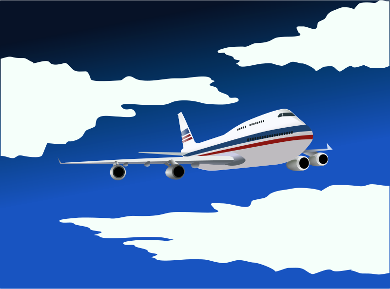 Free Clipart: Plane.