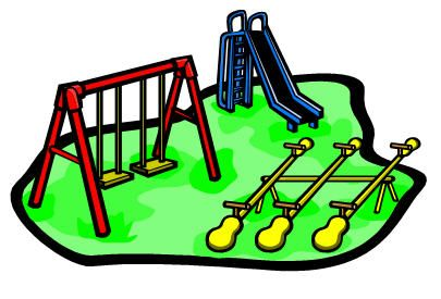Playground Clip Art School.
