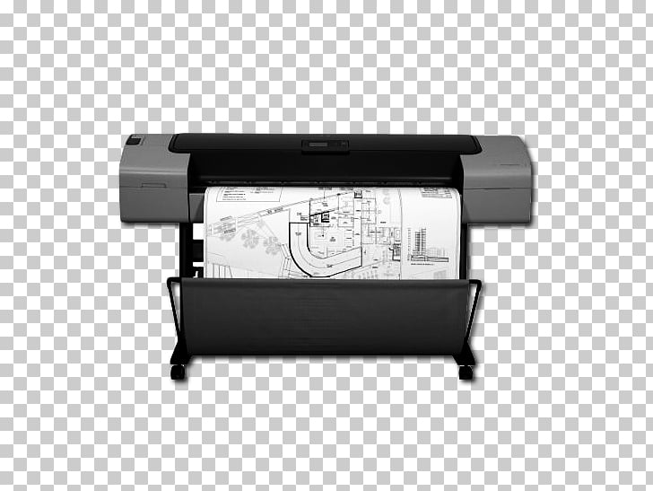 Paper Inkjet printing Plotter Plan, layered PNG clipart.