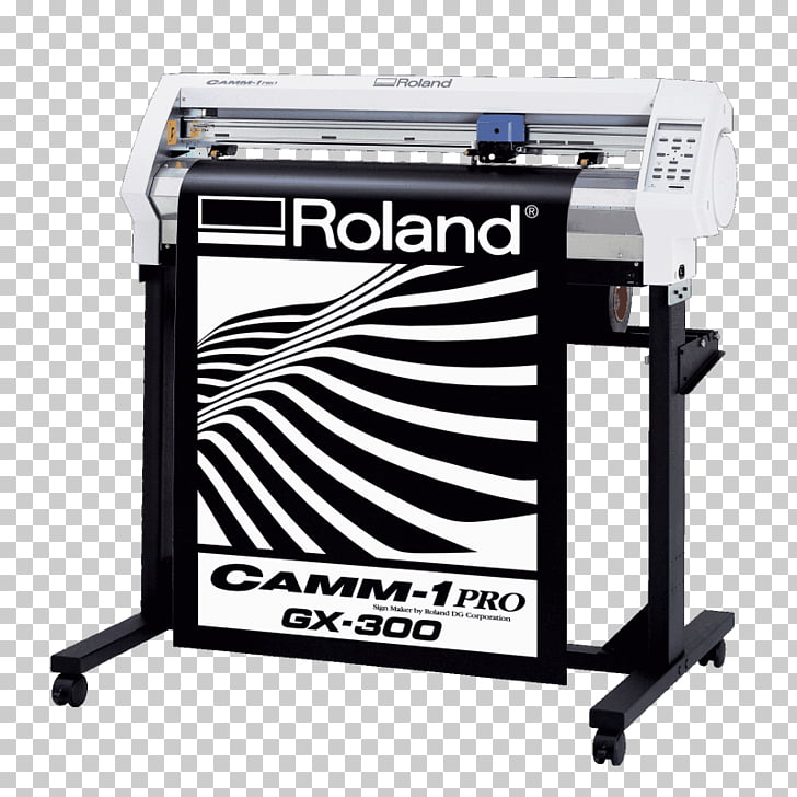 Vinyl cutter Roland Corporation Printing Machine Plotter.