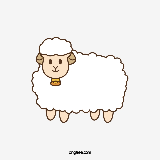 Cartoon Sheep, Sheep, Cartoon PNG Image and Clipart for Free Download.