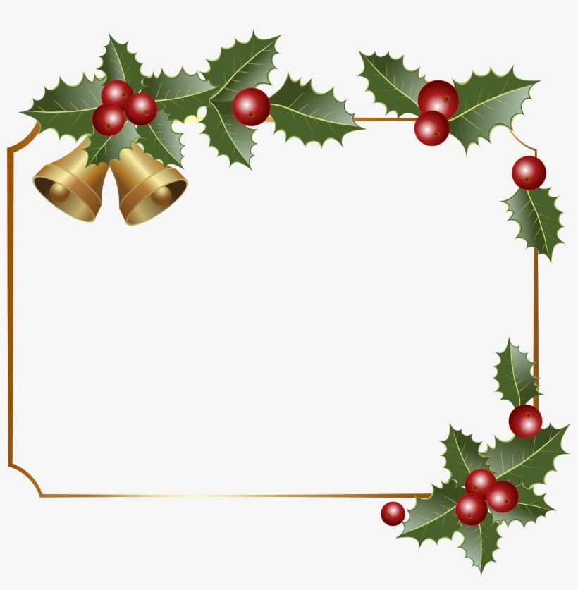 28 Collection Of Christmas Border Clipart Png.