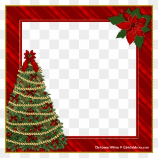 Free PNG Christmas Frame Clip Art Download.