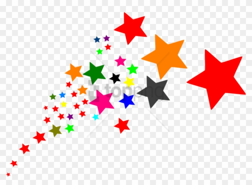 Free Png Stars Png Image With Transparent Background.