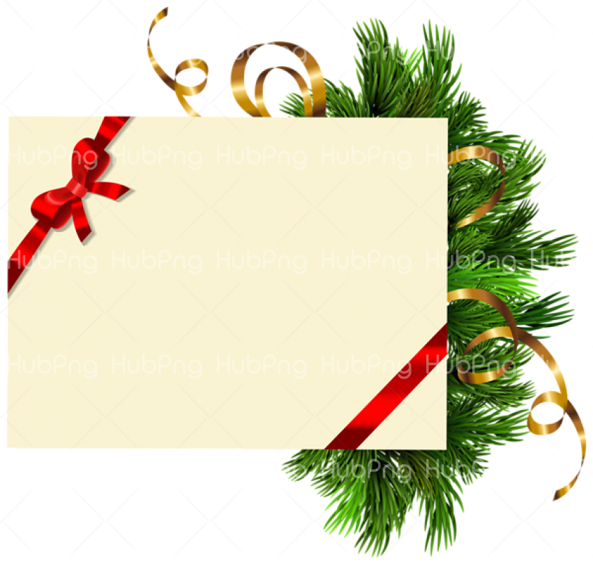 Download tree christmas clipart frame gift png Transparent.