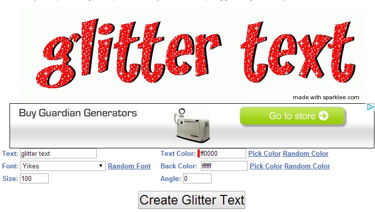 Sparklee Free Logo Design Maker Online Generator Tool.
