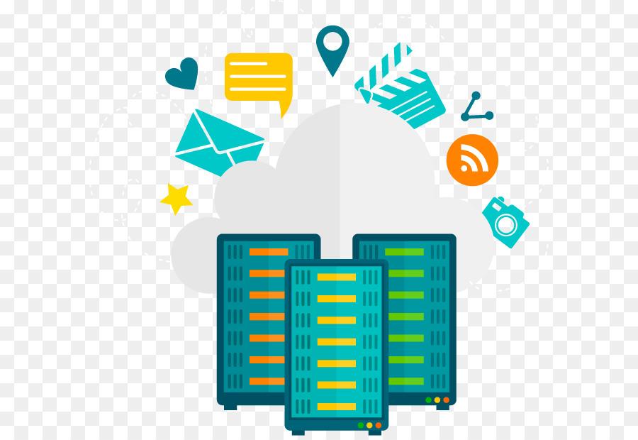 Web Hosting Service Area png download.