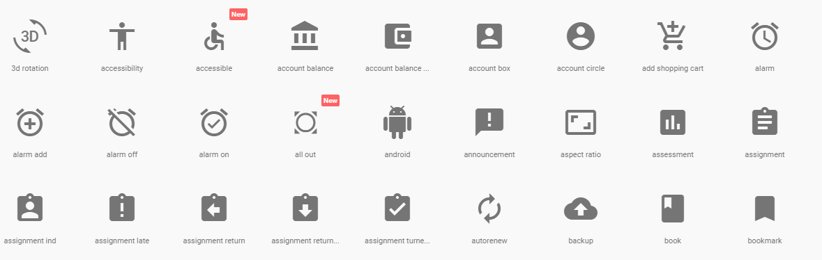 The Best Free Icon Packs.