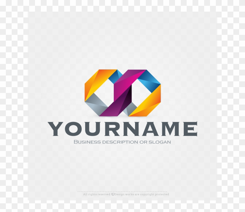 Free Logo Maker Abstract Infinity Logo Design Online.