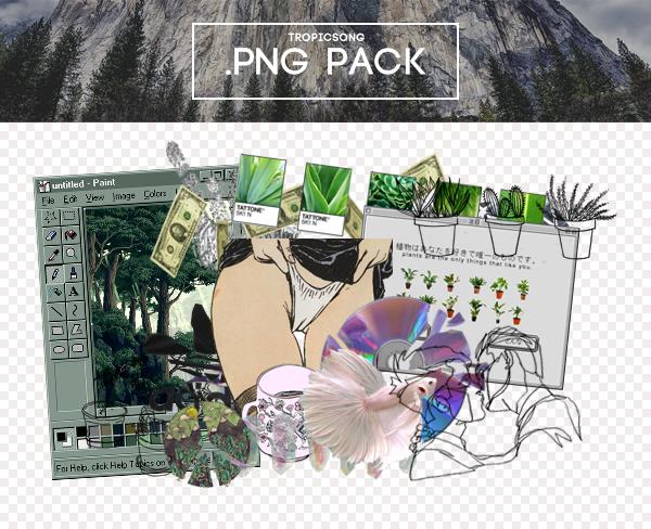 21+ Free Aesthetic PNG packs.