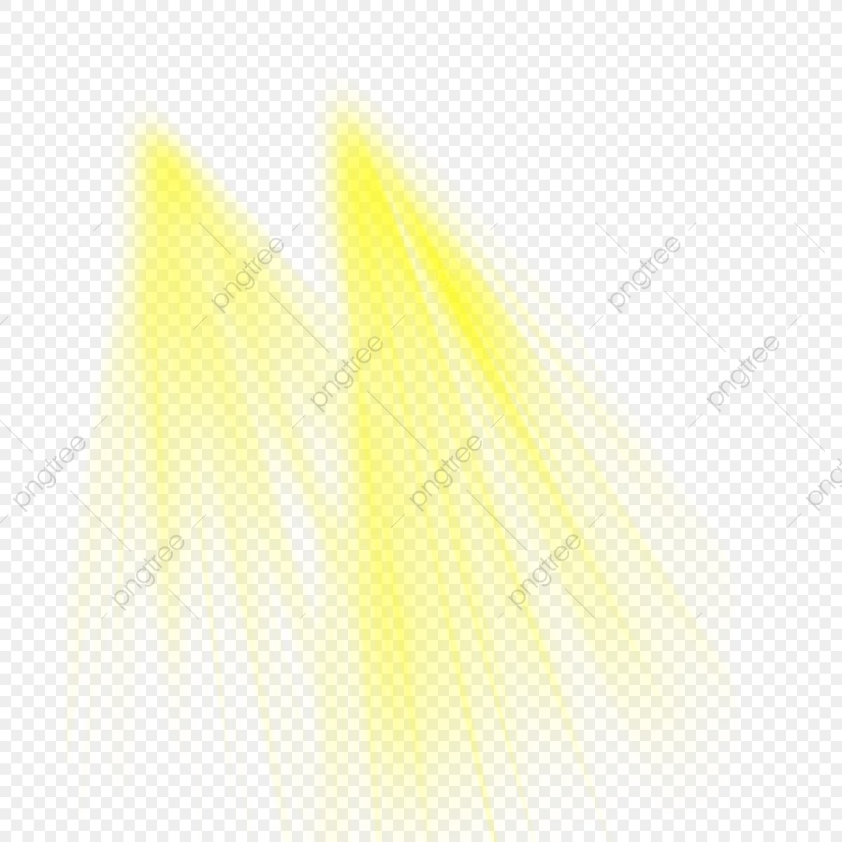 Yellow Sun Light Png Effect Psd Free, Light Png For Picsart, Light.
