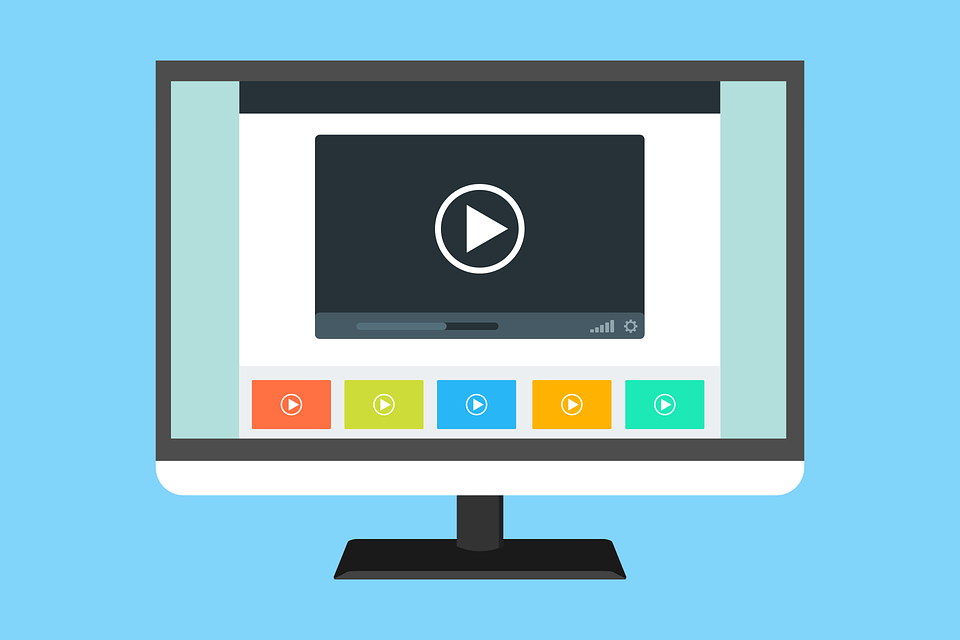 Video Template Website.