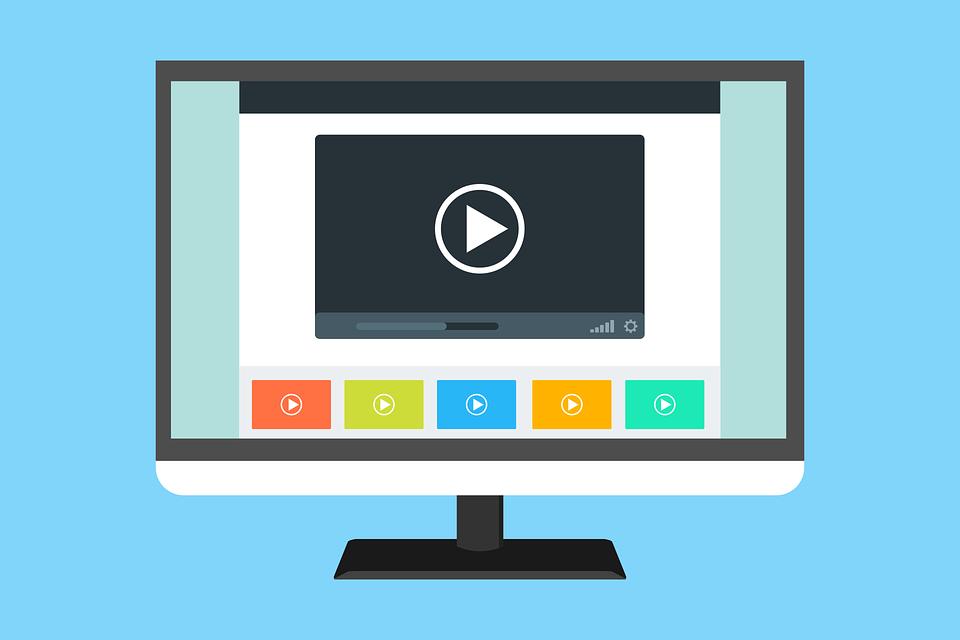 Video Template Website.