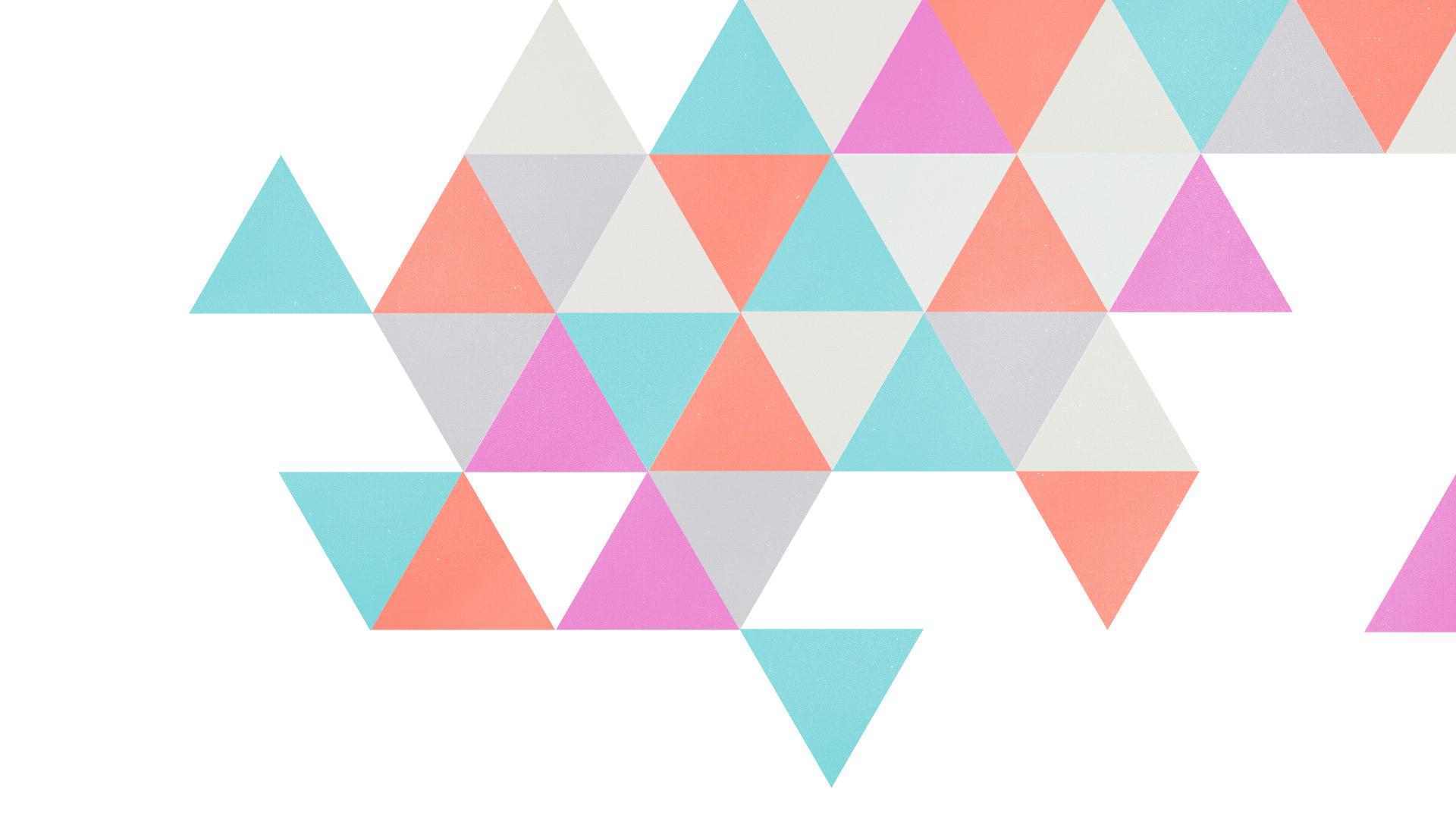 Free Textured Geometric Desktop Wallpaper.
