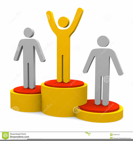 Winners Podium Clipart Free.