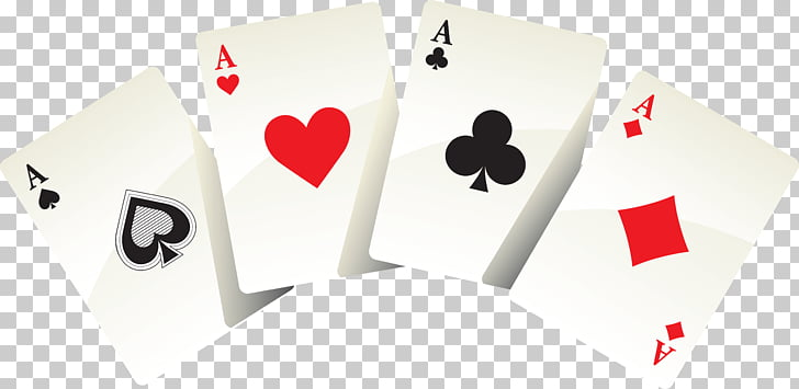 Poker PNG clipart.