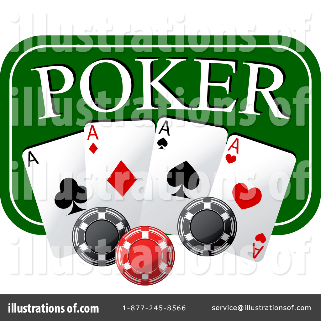 Poker Clipart #1352331.