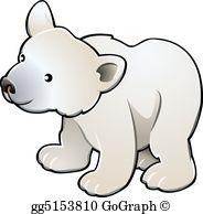 Polar Bear Clip Art.