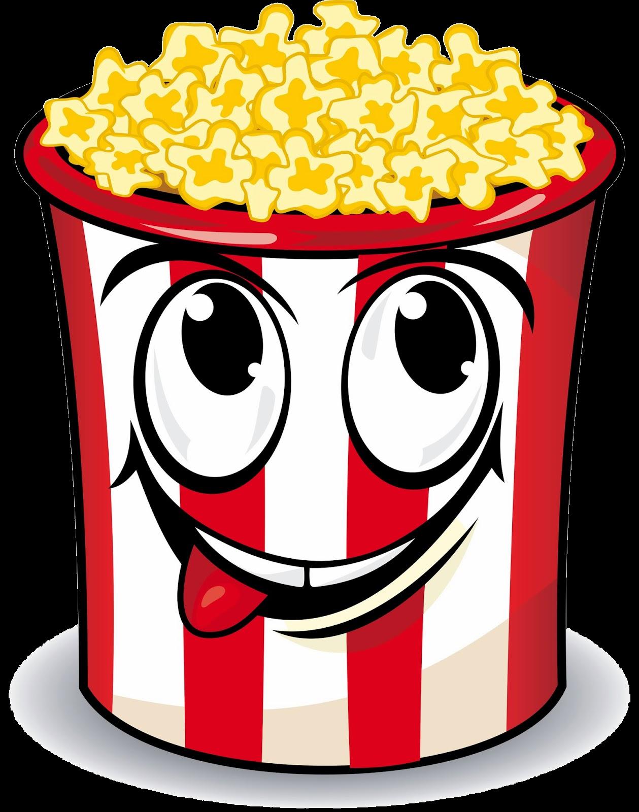 Popcorn Clipart Free Clip Art Images Image Transparent Png.