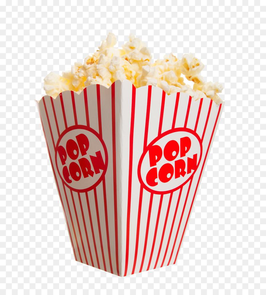 Popcorn Cartoon png download.