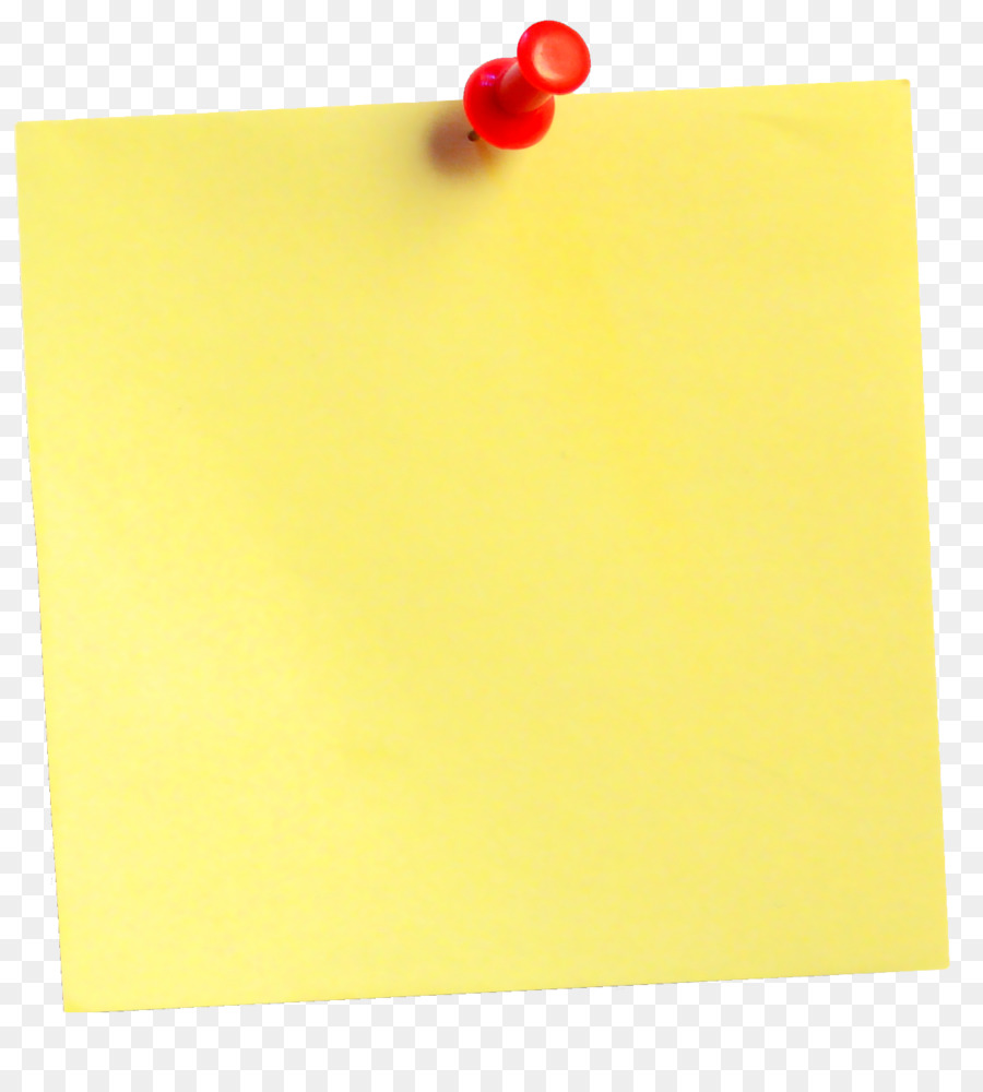 Post It Note png download.