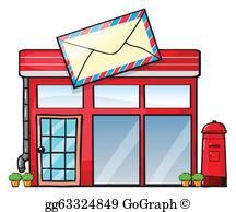 Post Office Clip Art.