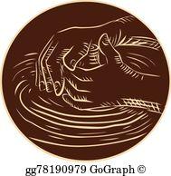 Pottery Clip Art.