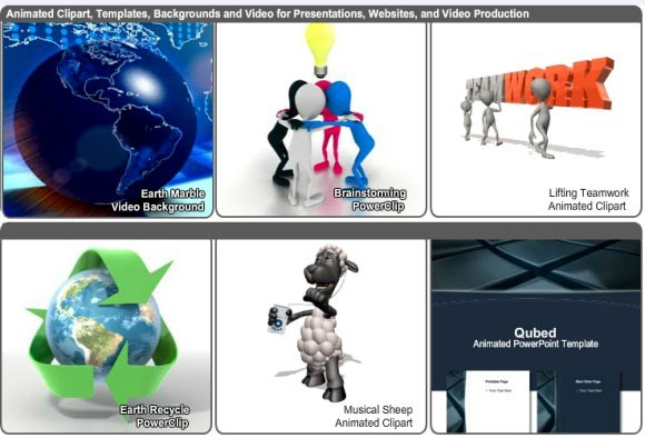 Download Animated PowerPoint Templates and Clipart At Animation.