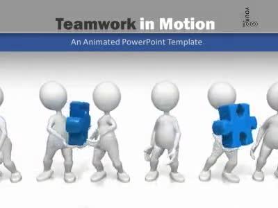 Teamwork In Motion.