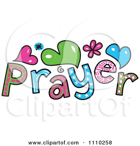 Prayer Clipart.