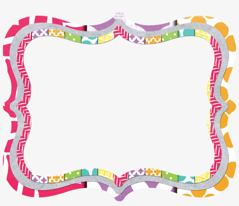 School Borders And Frames Free Clipart Images.