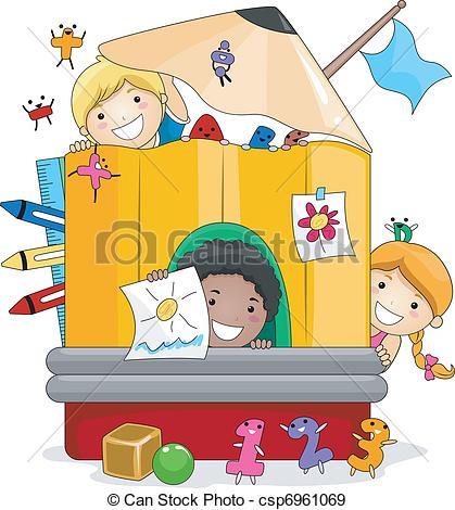 Preschool Illustrations and Clip Art. 91,455 Preschool royalty free.