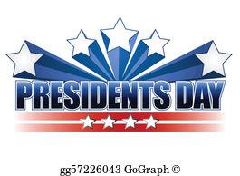 Presidents Day Clip Art.