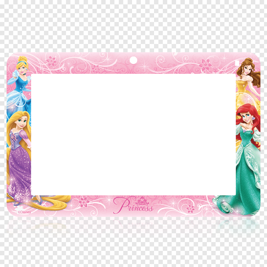 Disney Princess frame, Walt Disney World Ariel Disney.