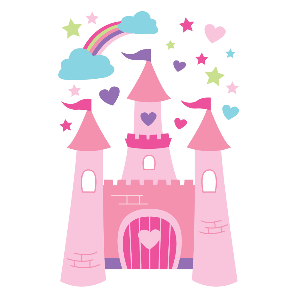 Free Princess Castle Clipart, Download Free Clip Art, Free.