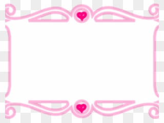 Free PNG Princess Border Clip Art Download.