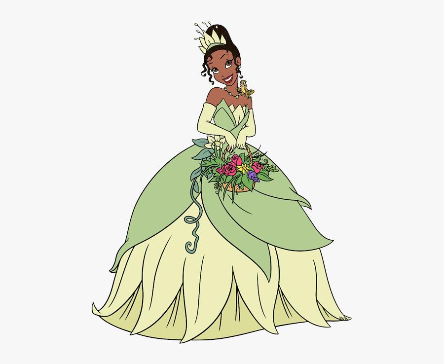Disney Princess Tiana Clipart , Free Transparent Clipart.