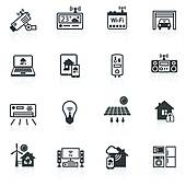 Utilities Clip Art.