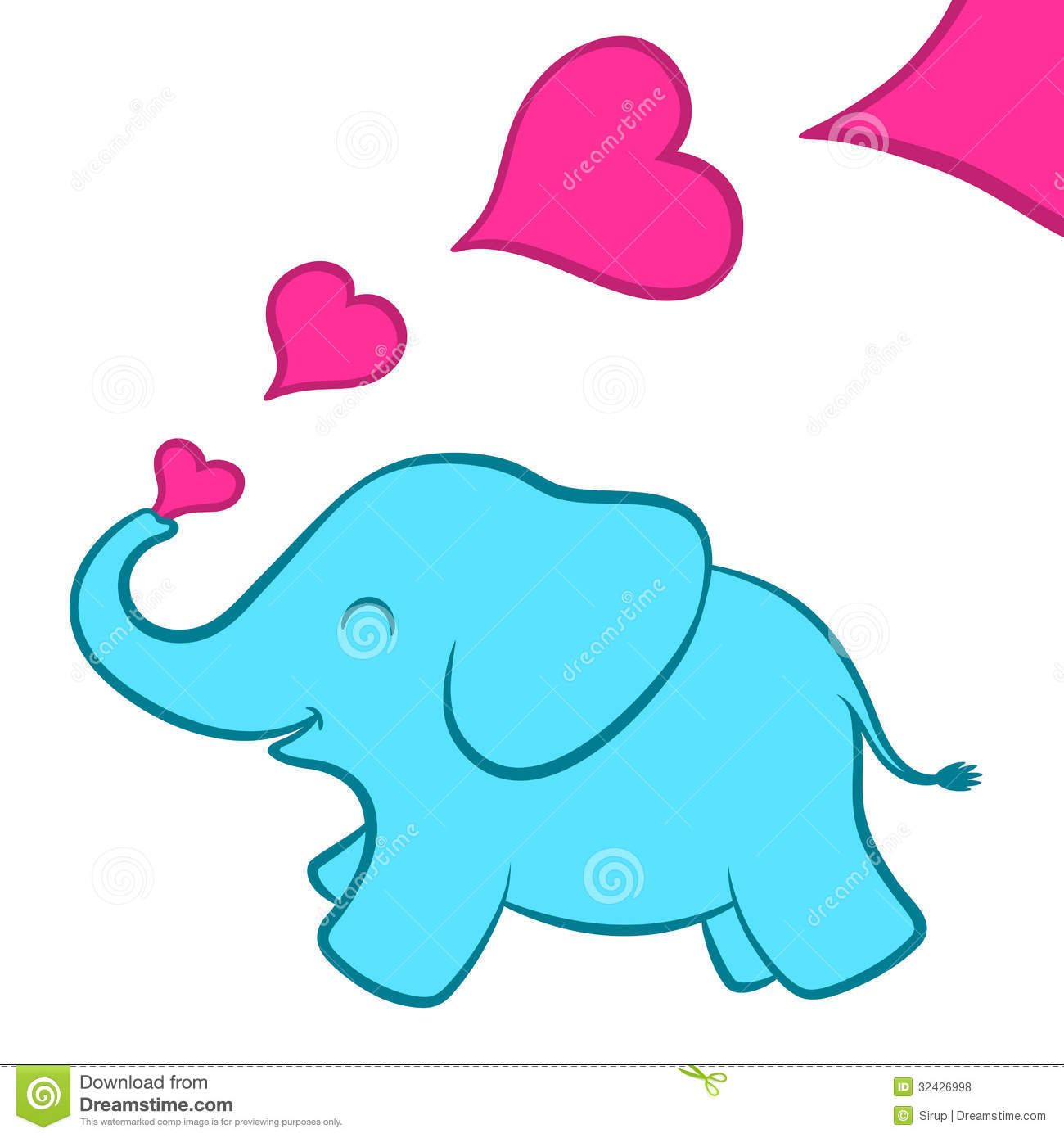 Baby Elephant Clipart Clipart Panda Free Clipart Images.