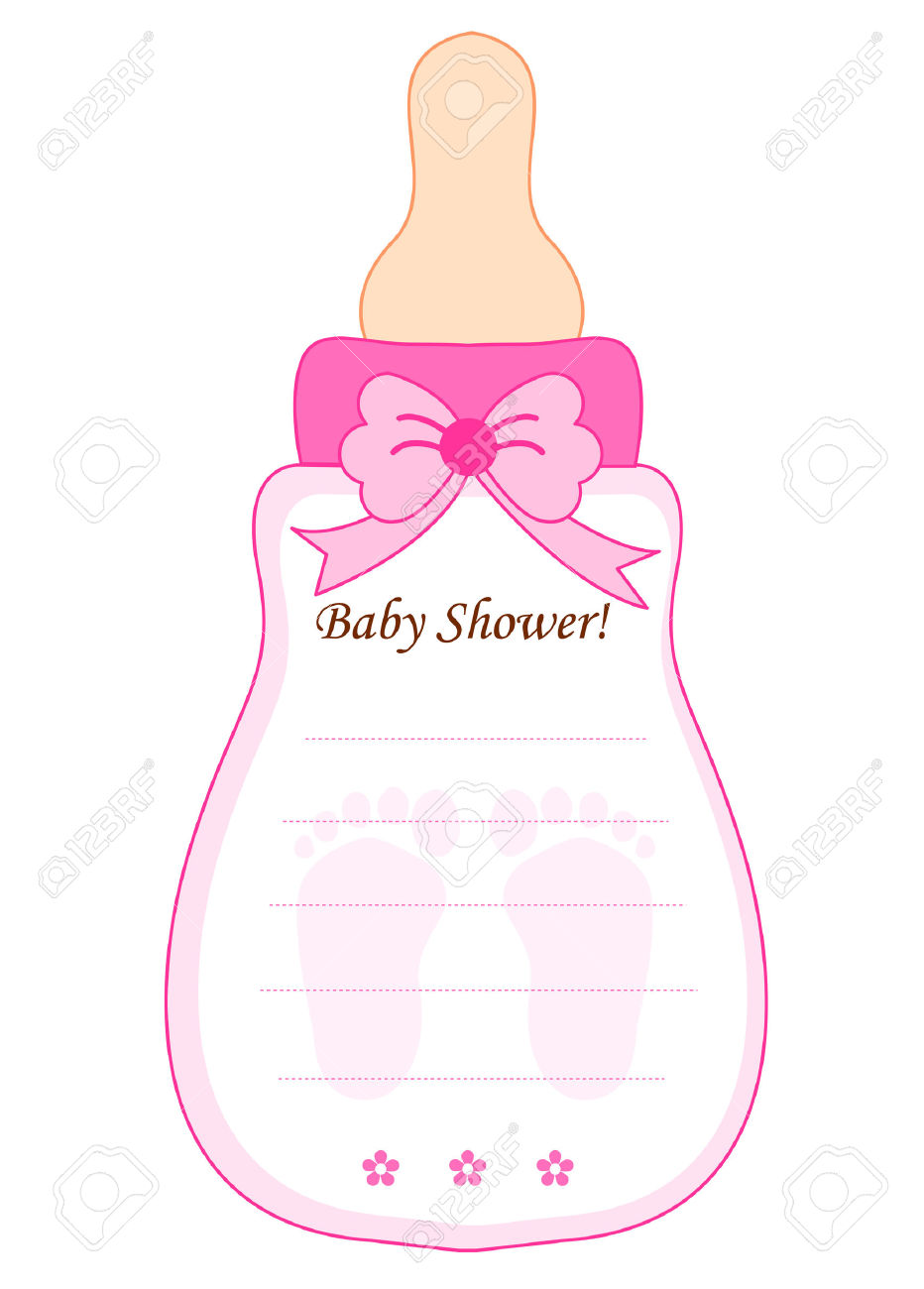 Baby Girl Clipart Free Printable.