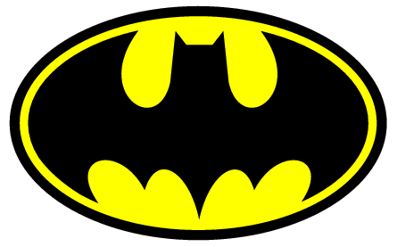 Free Printable Batman Clipart.