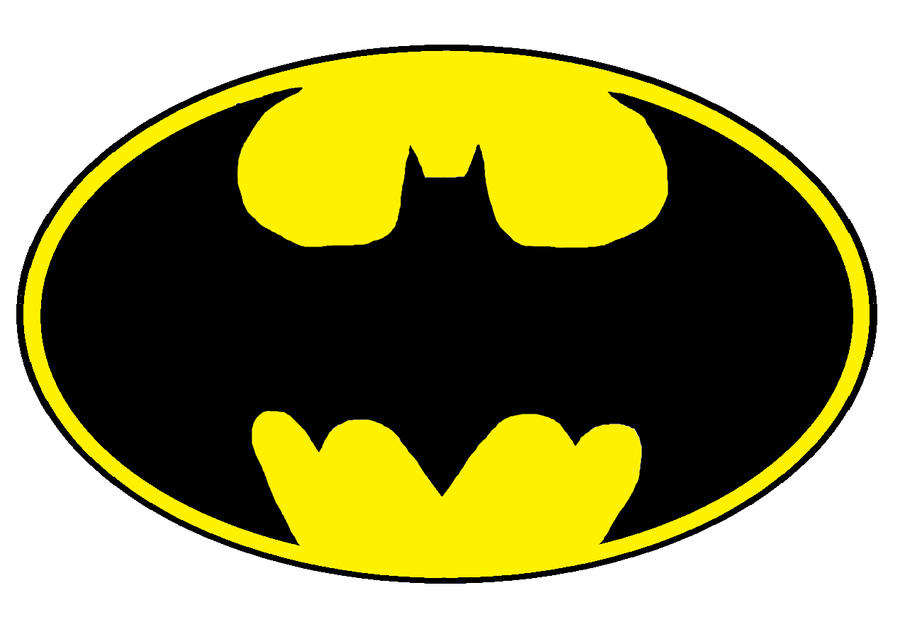 Insane image for batman symbol printable