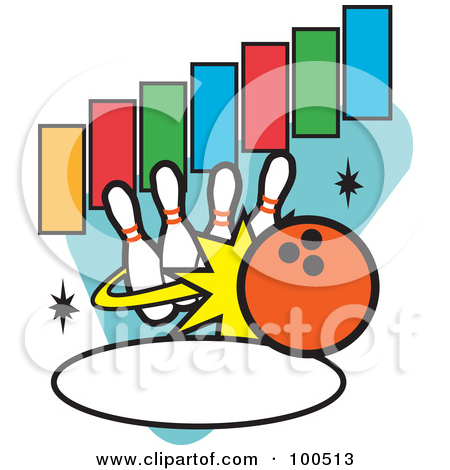 Bowling Free Clipart.