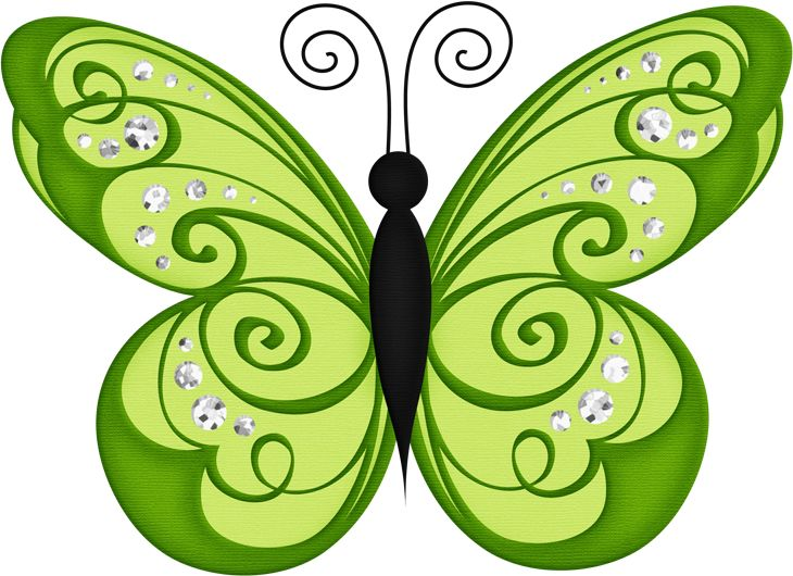 Butterfly Clip Art Free Printable.
