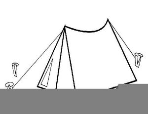 Free Printable Camping Clipart.