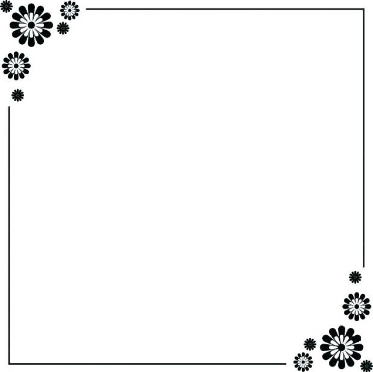 free printable clip art borders and frames.