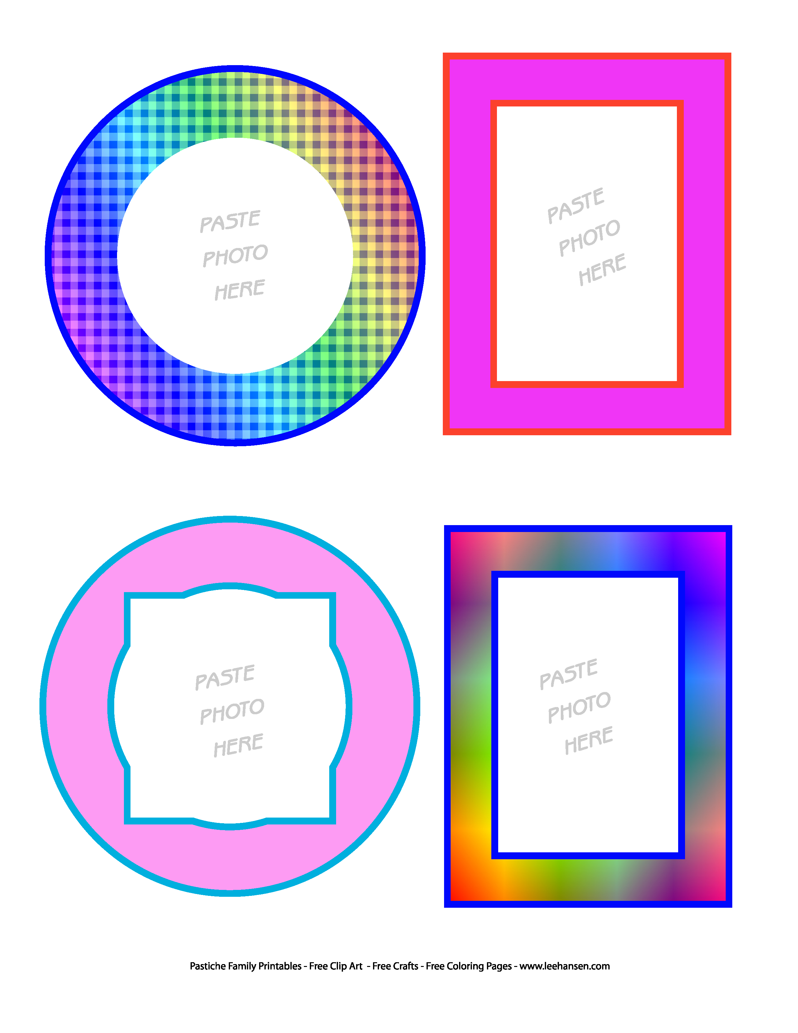 Free Printable Borders And Frames Clip Art free image.