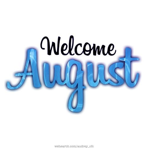 August Month Images Clip Art.